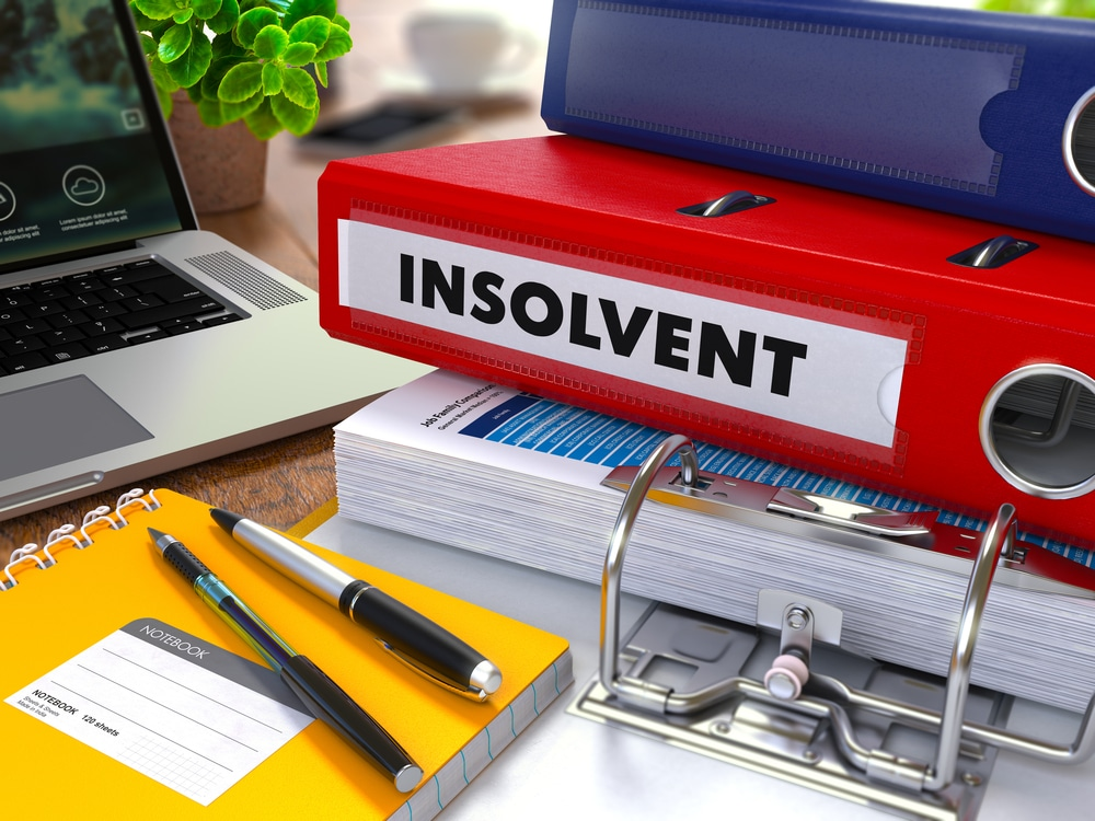 Company insolvency report 2019