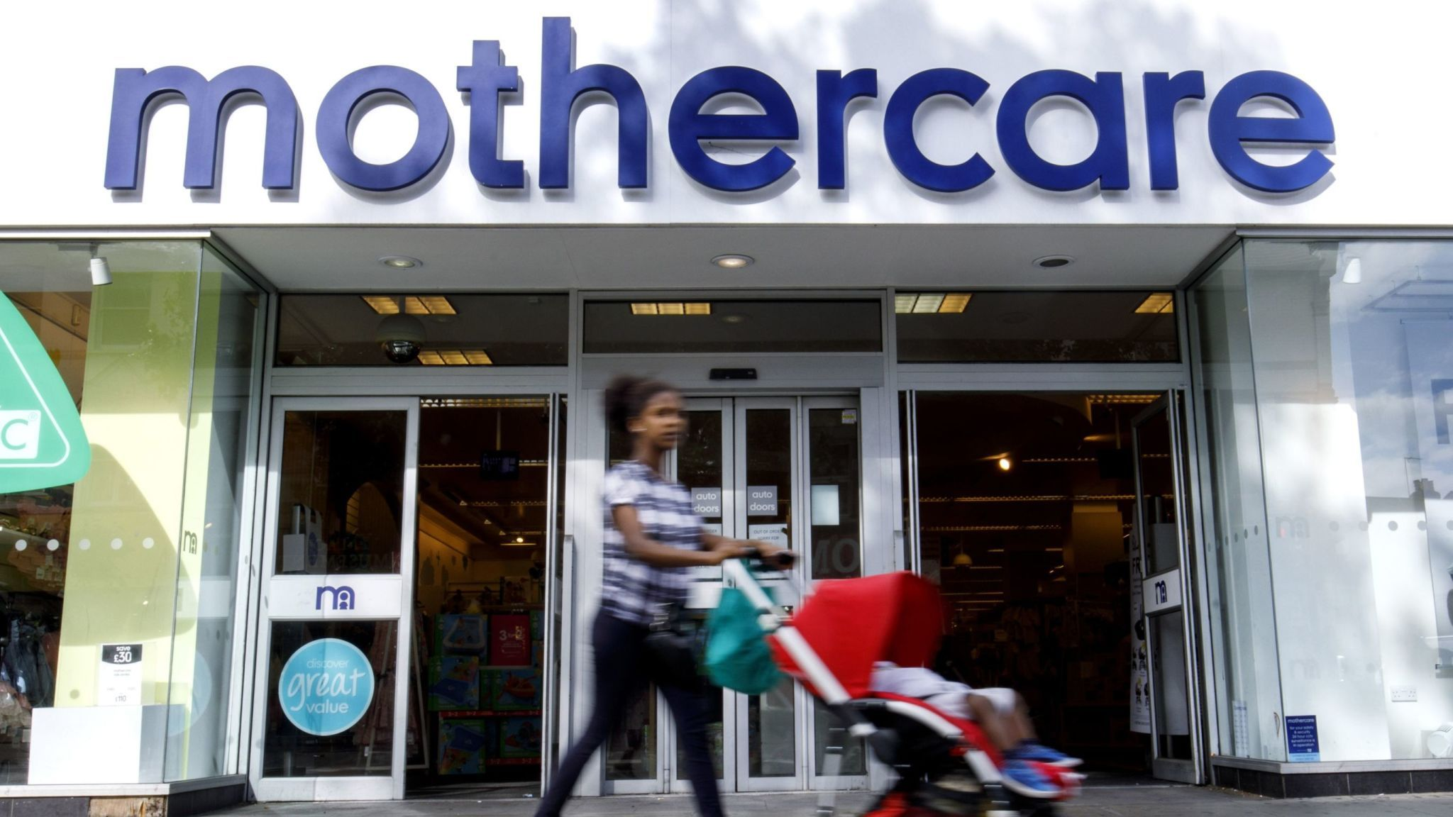 Mothercare-shop