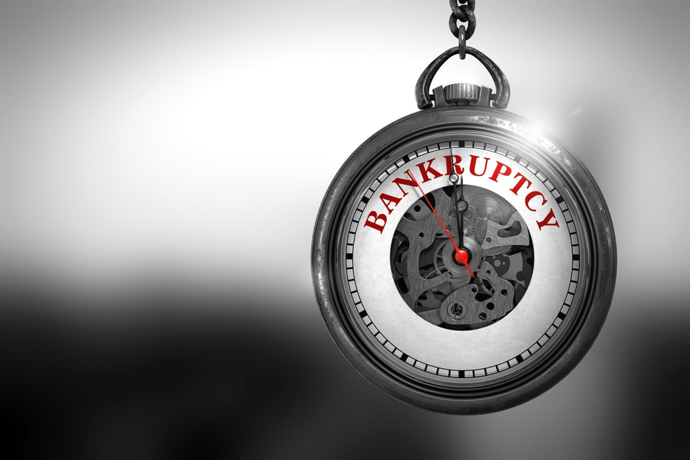 Bankruptcy figures to soar across UK due to coronavirus
