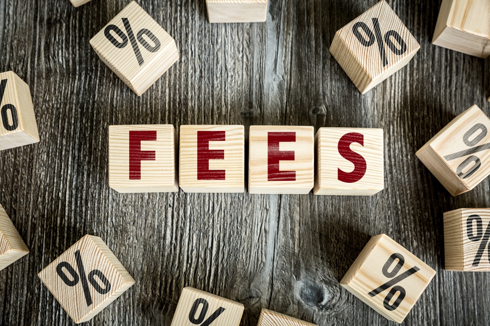 How much are the fees of an Insolvency Practitioner in the UK