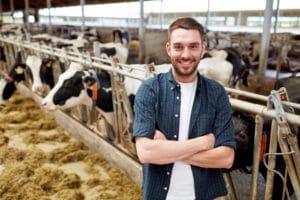 Owning a dairy farm