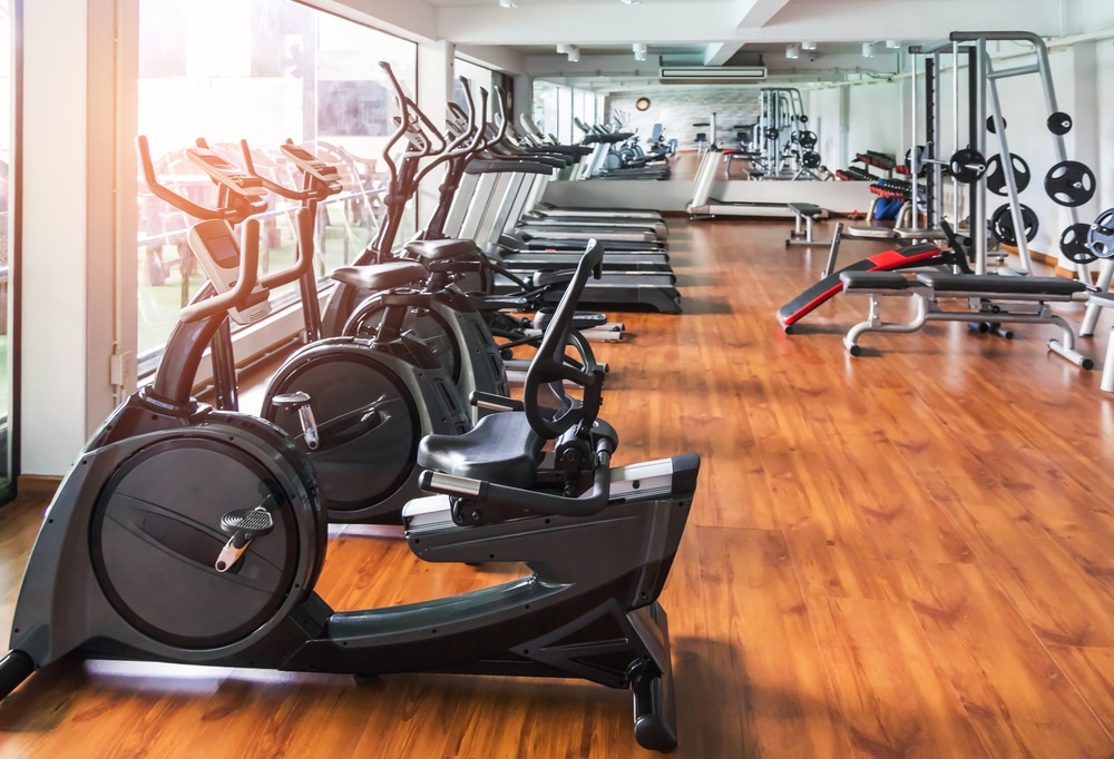 Gyms struggling with financial problems