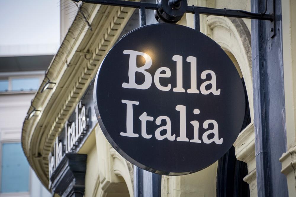 Bella Italia in administration
