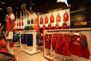 Arsenal Football Club to make extensive redundancies
