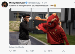 mascot has reportedly been deemed not necessary