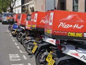 Pizza Hut closures