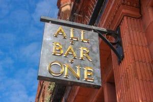 All Bar One set to make extensive redundancies
