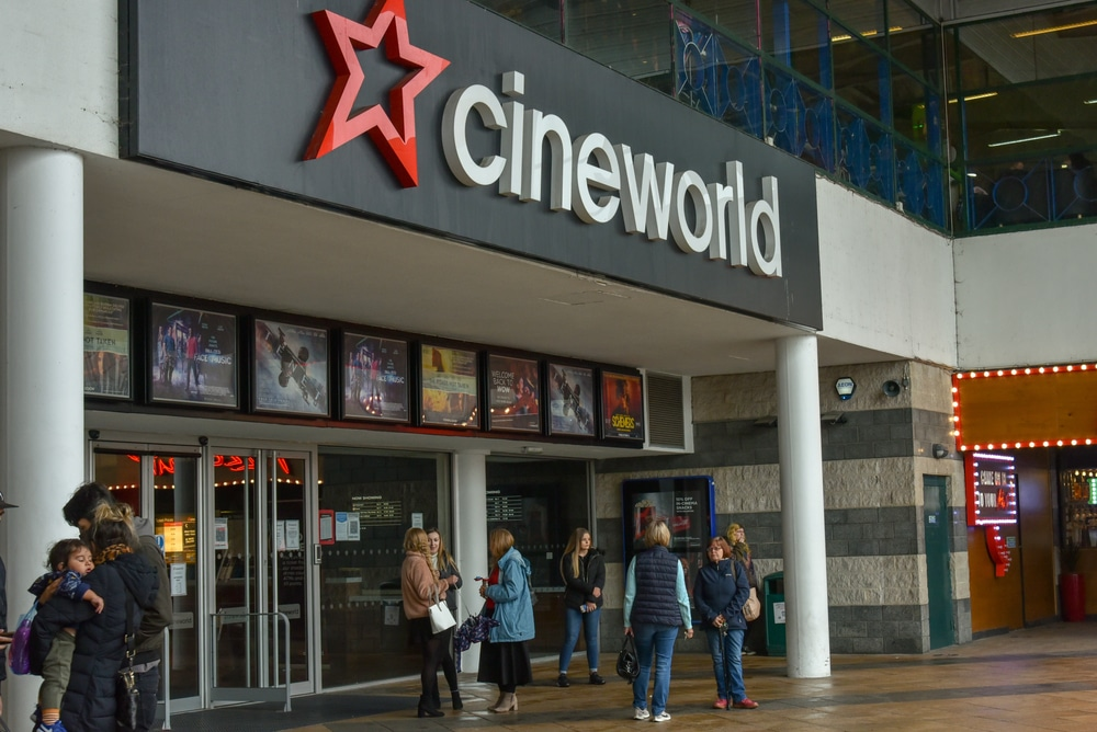 Cineworld to close down entire business – 45,000 jobs to be lost