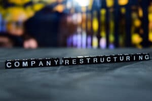 What are the key features of restructuring