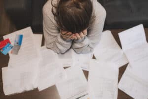 What is the insolvency test?