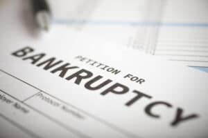 creditor's bankruptcy petition
