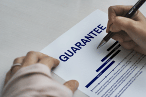 directors guarantee vs personal guarantee
