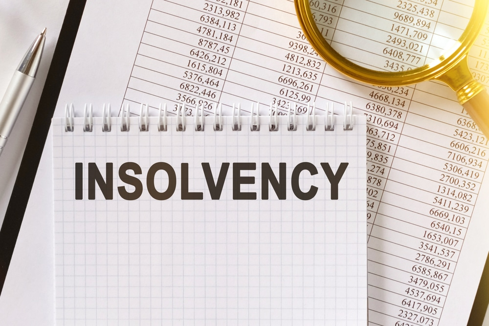 how to trade out of insolvency