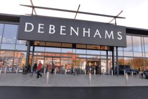 Debenhams enters liquidation