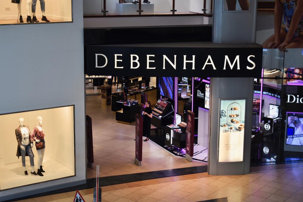 Debenhams set to close as liquidation process begins