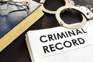 director with criminal record