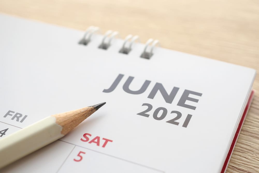 Insolvency statistics released for June 2021