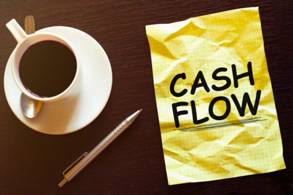 cash flow problems